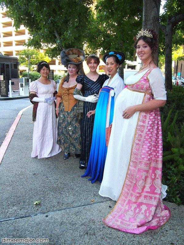 Costume College 2012