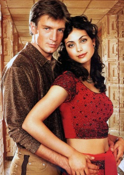 Malcolm Reynolds and Inara Serra From Firefly Costumes
