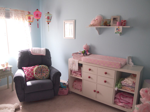 Twin Nursery