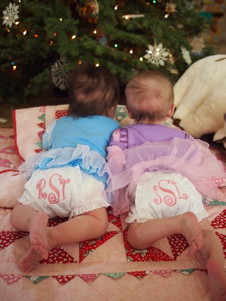 Twin Baby Princess