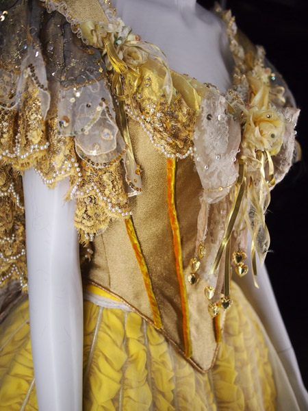 Broadway Belle Beauty and the Beast Gown
