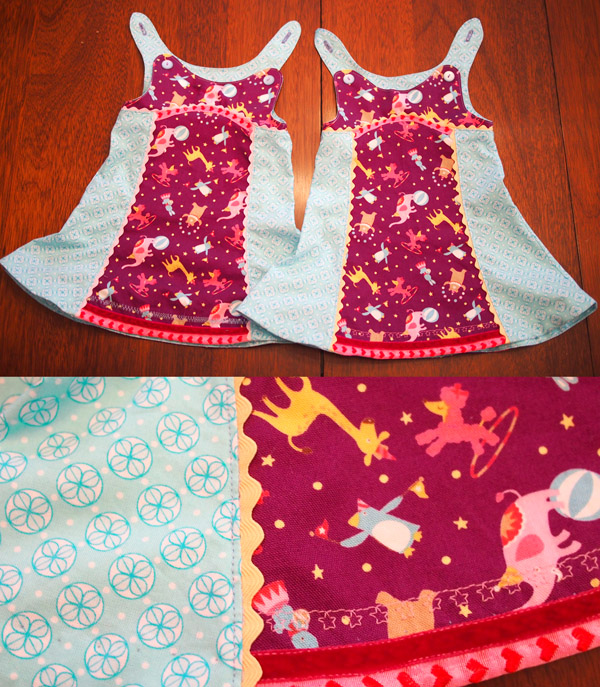 Oliver + S Tea Party Dresses