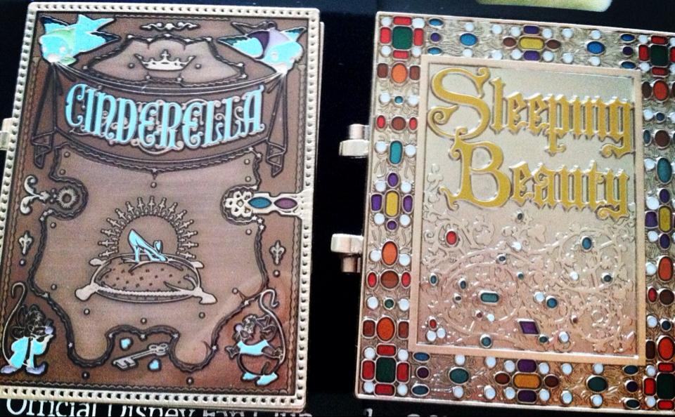 Storybook pins