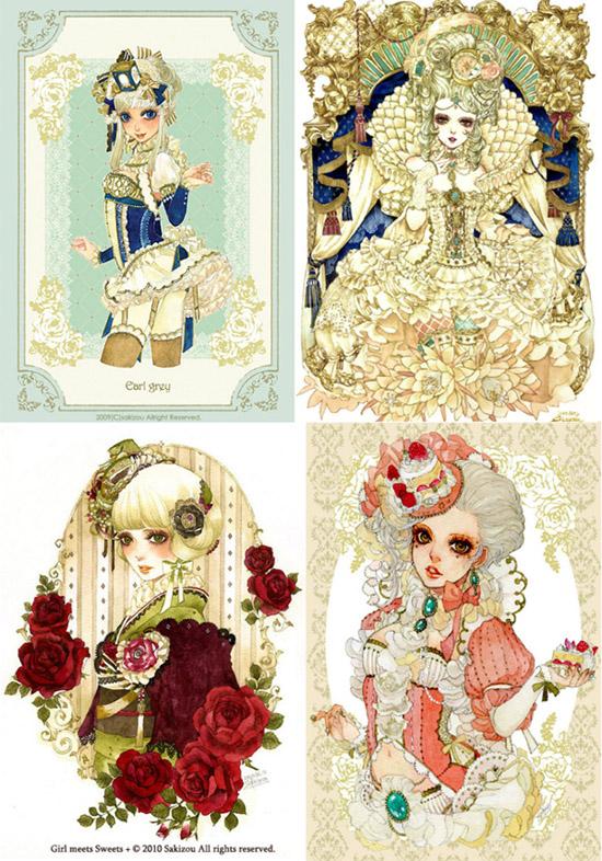 sakizo artwork