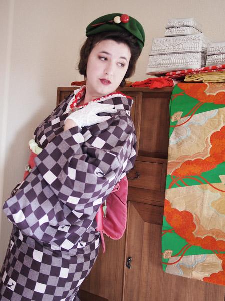 Kimono Hime Style