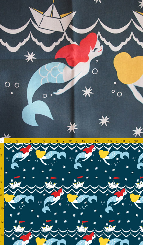 mermaidfabric