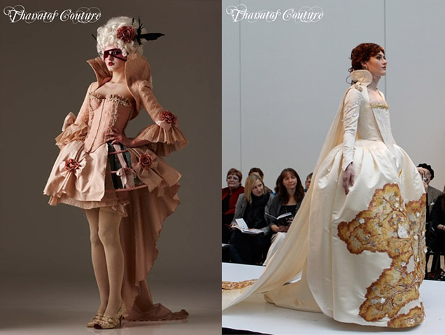 Thanatos Couture Cinderella