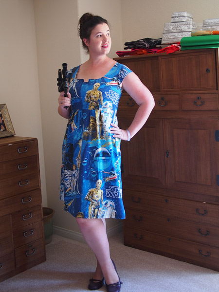 Star Wars Dress Washi Dress