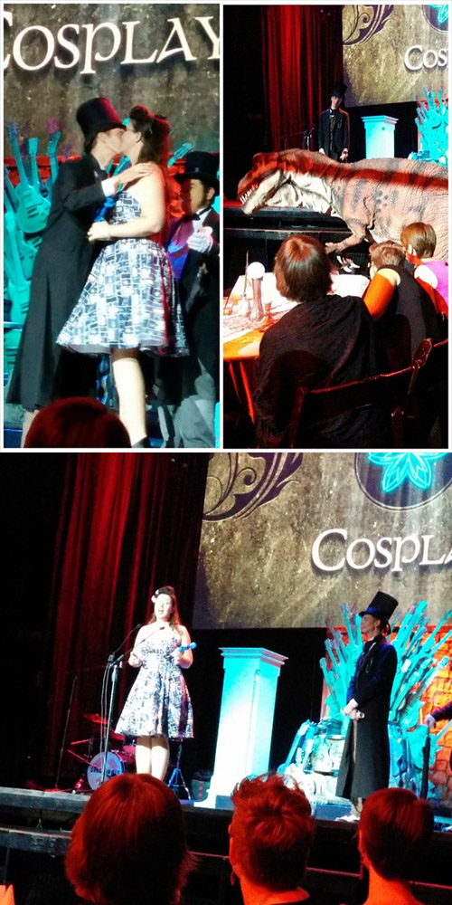 Best Cosplay Geekie Awards 2014