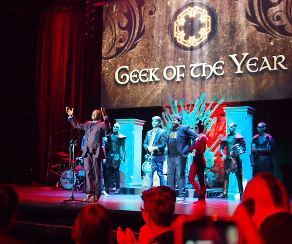 LeVar Burton Geekie Awards 2014