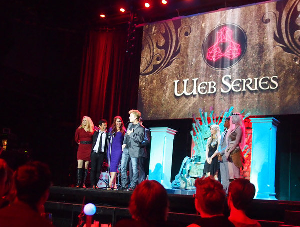 StarTrek Continues Geekie Awards 2014
