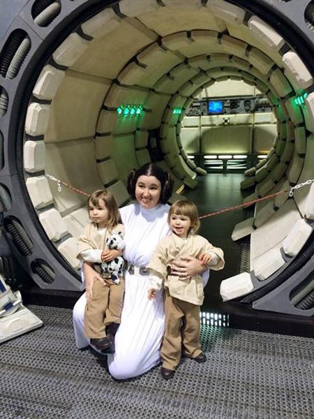 Jedi Twin Toddlers
