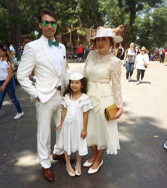 Dapper Day Disneyland