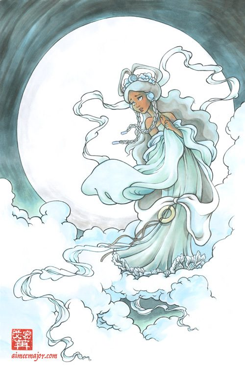 Yue from Avatar the Last Airbender